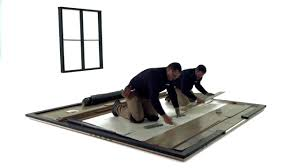 how to install engineered hardwood floating method shaw floors