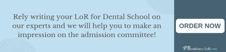 Letter Of Recommendation For A Dentist Recommendation Letter For Dentist Writing Editing Help
