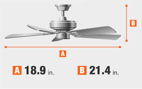 ceiling fan dimensions fan blade span and height blade finish 3 sd wall control included beautiful tarnished bronze