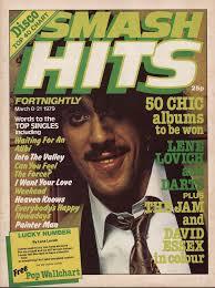 1979 Chart Hits Smash Hits March 8 21 1979 Flickr