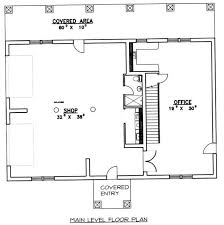Image Modern Floor Plan First Story Of Concrete Block Icf Design Plan 1321488 The Plan Collection Garage Concrete Block Icf Design House Plans Home Design Ghd