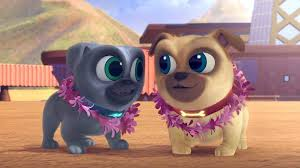 Bingo Puppy Dog Pals Coloring Pages
