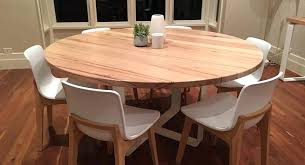 white round dining table for 6 round dining tables for 6 elegant table com 2 inside
