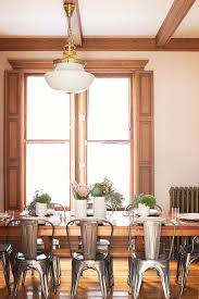 lighting in room. Dining Room #100reveal Makeover From #MakingItLovely Revealed The True Beauty Of Nicole\u0027s Wall Color Lighting In I