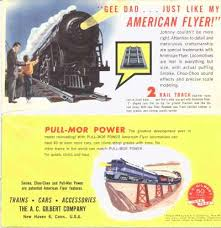 american flyer trains history gilbert toys sets parts rfgco com manufacturerr supplies parts reproductions and electronics and supplies for all model american flyer