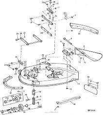 John deere parts diagrams john deere sx95 riding mower 12 5 h p
