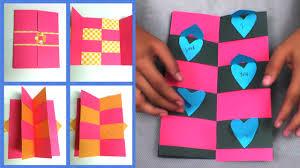 diy envelope magic gift