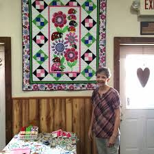 35 best Desiree's Designs! images on Pinterest | The hedgehog, A ... & Hey there Cathy, and everyone at In Stitches Quilt Shop! This Lazy Little  Ladybugs panel quilt is just too cute! This fabric collection is designed  by ... Adamdwight.com