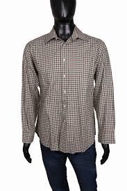 Barbour Size Chart Mens Details About Barbour Mens Shirt Tailored Cotton Checks Size M