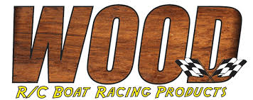 wood r c boat racing s logo