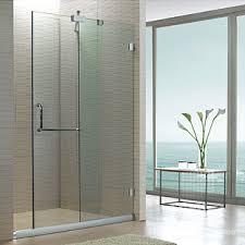 Image Frameless Tempered Shower Room Simple Bathroom Glass Door Nice Cabinet With Glass Doors Bhumiratnacom Shower Room Simple Glass Door Bathroom Luxury Glass Doorcom