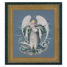 Angel Cross Stitch Patterns Gorgeous Cross Stitch Patterns Angels