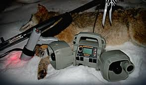 Foxpro Night Light Field Test Night Hunting With The Foxpro Fire Eye Scan
