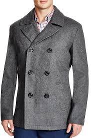 vineyard vines wool pea coat