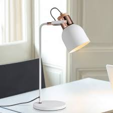 White work desk Decor Work Desk Lamp Nordic Office Study Table Lamp Study Desk Light Bedroom Bedside Decorative Table Lamp White Decoration Za8293 Aliexpresscom Work Desk Lamp Nordic Office Study Table Lamp Study Desk Light