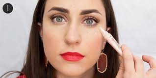 Resultado de imagem para makeup tricks that help disguise dark circles
