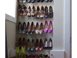 shoe closet ideas diy