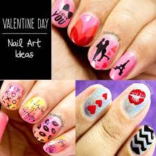 Valentine's Day Nail Art Ideas – DenDiva