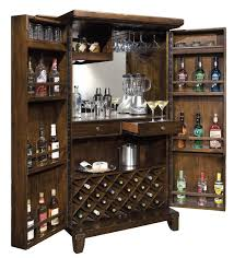 wood liquor cabinet plans free