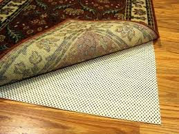 what kind of rugs are safe for hardwood floors area rug pad floor pads natural rubber