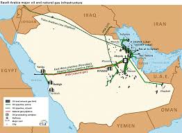saudi arabia maps perry castañeda map collection ut library online Egypt Saudi Arabia Map saudi arabia major oil and natural gas infrastructure egypt saudi arabia relations
