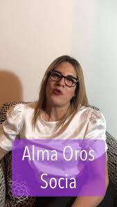 Les presentamos a Alma Oros ❤️🙌🏼✨ - Mujeresinspirandomujeres