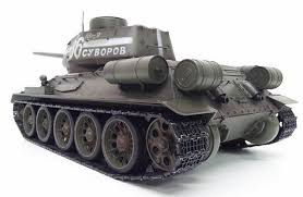 <b>Радиоуправляемый танк Taigen</b> T34-85 масштаб 1:16 - TG3909 ...