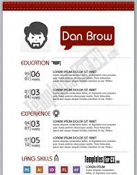Artistic Resume Templates Download 35 Free Creative Resume Cv Templates  Xdesigns Free