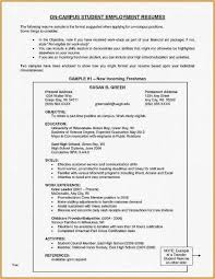 30 Sample Resume Certification Example Picture Fresh Resume Sample