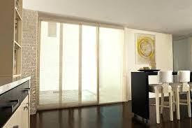 panel curtains for sliding glass doors sliding glass door blinds panel curtain track panel blinds sliding