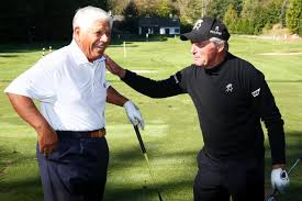 First Light Lee Trevino An Ode To Lee Trevino On The 35th Anniversary Of His Final