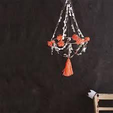 pajaki chandelier c paper chandelier decoration party mobile silver foil paper pajaki polish hanging party decor nursery