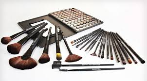 beauté basics 24 piece makeup brush set only 19 99 shipped eco