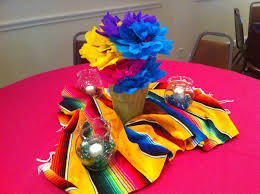 Fiesta Table Decorations Similiar Fiesta Party Table Decorations Keywords