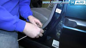 how to install replace 1996 00 honda civic door jamb dome light switch you
