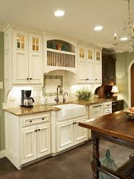 White Country Style Kitchen  Kitchen And DecorCountry Style Kitchen