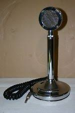astatic d 104 microphones astatic d 104 microphone ham radio w 1 4 plug for swan tranceivers