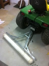 diy lawn roller best of diy lawn striper mytractorforum the friendliest tractor of diy lawn roller