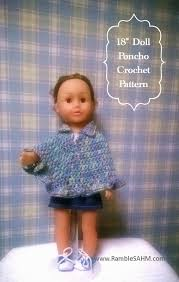 Free Crochet Patterns For American Girl Doll Simple Design