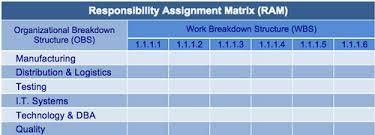 Responsibility Assignment Matrix Ram Template