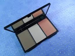 elf contour kit. sleek face form contouring and blush palette elf contour kit