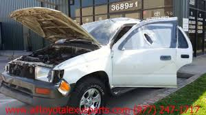 Parting Out 1997 Toyota 4 Runner - Stock - 3037RD - TLS Auto Recycling