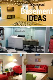 Best  Basement Makeover Ideas On Pinterest - Unfinished basement man cave ideas