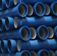Ductile Iron Cement Lined Pipe Manufacturer Ductile Iron