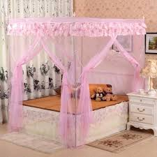pink canopy bed – thewoodschurch.info