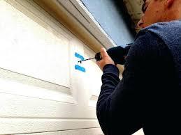 open garage door manually open garage door from outside drill your holes open garage door manually