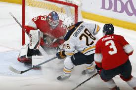 Buffalo Sabres Snap Losing Streak Beat Florida Panthers