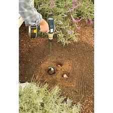 garden auger drill bit. Image Is Loading Auger-Drill-Bit-Attachment-Yard-Butler-Hole-Digger- Garden Auger Drill Bit B