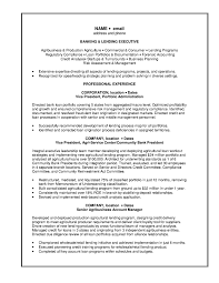 Cover Letter Bankers Resume Sample Sample Resume For Bankers