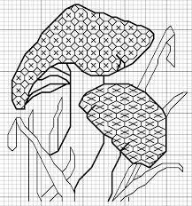 Free Blackwork Embroidery Charts Freebie Catkin Embroidery